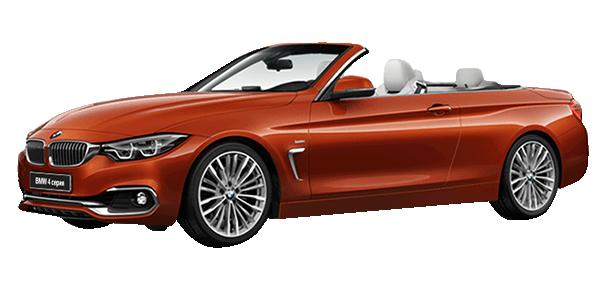 BMW S4 Cabriolet