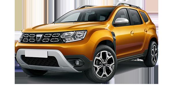 Dacia Duster Nouvelle